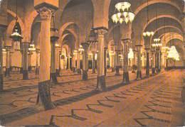Afrique- TUNISIE KAIROUAN Salle Des Priéres De La Grande Mosquée (Religion) *PRIX FIXE - Tunisia