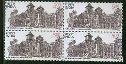 India 2019 BHU Indian Institute Of Technology Benaras Hindu University BLK/4 MNH - Unused Stamps