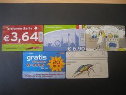 TK Österreich- Amtliche Telefonkarten - Austria