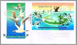 Vending Machine Postage Stamp 1992 - AVESTRUZ - OSTRICH. SPD/FDC Ringwood Vic 1992 - Autruches