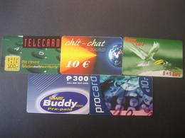 TK Österreich- Prepaid Karten Gebraucht - Austria