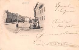 88-SENONES- LA GRAND'RUE - Senones
