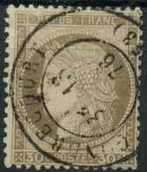 France (1872) N 56 (o) - 1871-1875 Cérès