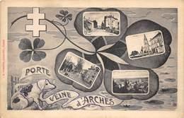 88-ARCHES-PORTE VEINE D'ARCHES - MULTIVUES - Arches
