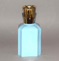 Lampe Berger Céramique De Couleur Bleu - Autres Collections