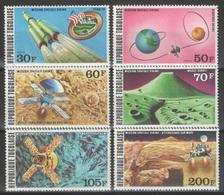 Togo - YT 871-872 + PA 288-291 ** - 1976 - Viking - Mars - Togo (1960-...)