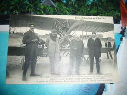 LE CROTOY Ecole Aviation (caudron) - Le Crotoy