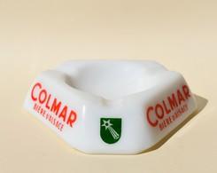 Cendrier Publicitaire Bière D'Alsace Colmar - Objets Collection Bistrot - Reklame