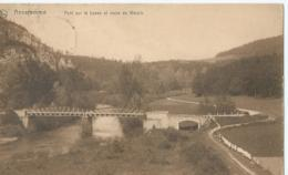 Anseremme - Pont Sur La Lesse Et Route De Walzin - Ed. Nels Série Dinant No 176 - 1911 - Dinant