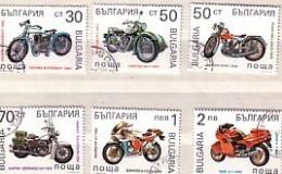 1992 MOTORCYCLES-H.DAVIDSON 6 V.-used (O) BULGARIA / Bulgarie - Bulgarie