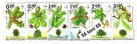 1992 TREES 6 V.- Used/oblitere  (O) BULGARIA / Bulgarie - Bulgarie
