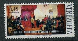 Vénézuéla ** N° 775 - Congrès D' Angostura - Venezuela