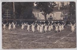 FONTENAY-LE-COMTE - Carte-photo Denis - Danse Danseuses - Fontenay Le Comte