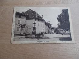 Cognin  -  Le Village - Frankreich