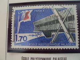 """70-79- Timbre Oblitéré N°  1936   """"ecole Polytechnique De Palaiseau     """"   0.30 - France"""