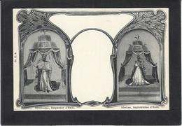 CPA Haïti Royauté Royalty Non Circulé - Cartes Postales