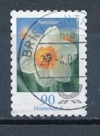 BRD Mi. 2515 Gest. Blume Narzisse - Végétaux
