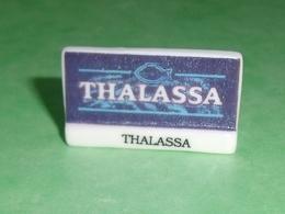 """Fèves / Autres / Divers / Marine : Thalassa , """" La Plaque """"  T16 - Other"""