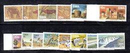 CI1228 - AFRICA DEL SUD OVEST , Tutte Le Emissioni Del 1976 ***  (2380A) . - Africa Del Sud-Ovest (1923-1990)
