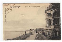 Hingene  Souvenir D'Hingene   Pavillon Du Notelaer Et Escaut 1901 - Bornem