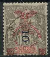 Nouvelle Caledonie (1903) N 85 (o) - Oblitérés