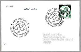 Mision De CRUZ ROJA ITALIANA En COROVODA (ALBANIA) - Mission Of Italian Red Cross In Albania. Senigallia, Ancona, 1993 - Croix-Rouge
