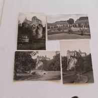 MODAVE -4 Cartes -  Le Chateau, Pont Vu Du Parc, A Pic, Cour D'honneur - Modave
