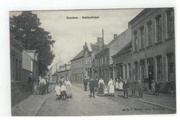 Essen  Esschen   Statiestraat  4476. F.Hoelen,phot, Cappellen 1909 - Essen