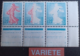 R1949/309 - 1960 - TYPE SEMEUSE De PIEL - N°1233 (I) NEUFS** - SUPERBE +++ VARIETE ➤➤➤ Couleur Rose Absente - Variedades: 1960-69 Nuevos