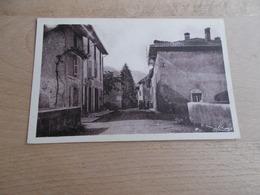 La Riviere - Rue Principale Et Le Pont - Frankreich
