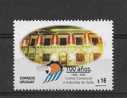 URUGUAY 2006, COMMERCIAL CENTRE OF SALTO, MALL, BUILDING 1 VALUE MNH - Uruguay