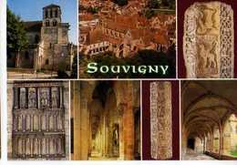 03 SOUVIGNY Eglise Prieurale St Pierre Et St Paul - Frankreich