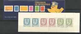 Finlande 1989 Carnet N°C999 II Neuf - Finland