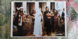 Soviet Movie - GYPSY Orchestra . Romani People - GIPSIES Gipsy (gypsy) Old USSR Pc - Baile