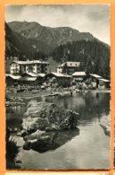 FR065, Fionnay, Le Lac Et Les Hôtels, 15631, édit. E. Gyger ,circulée 1947 - VS Valais
