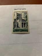 France Jumieges Abbey 1954 Mnh - France