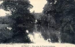 28 - St - PREST - Vue Prise Du Pont De Solférino - - Autres Communes