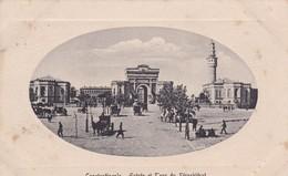 Turquie Constantinople Istambul Entrée Et Tour Du Séraskiérat - Turkije
