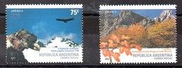Serie De Argentina N ºYvert 2422/23 ** - Argentina