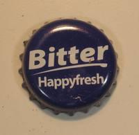TAPPO A CORONA - USATO BITTER HAPPYFRESH  - - Altri