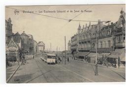 Wenduyne - Les Boulevards Léopold Et De Smet De Naeyer  STAR 1542 Héliotypie De Graeve, Gand - Wenduine