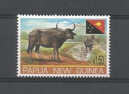 Papua N. Guinea 1997 Buffalo Y.T. Ex BF 11 ** - Papouasie-Nouvelle-Guinée