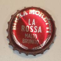 TAPPO A CORONA - USATO - BIRRA - MORETTI LA ROSSA - MALTO BRUNITO - Birra