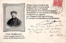 Emile Guillaumin  Ecrivain Paysan Bourbonnais , F . Desvaux, éditeur , Moulins ( Allier ) - Moulins