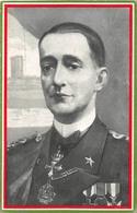 ¤¤  -   ITALIE  - S.A.R. Il Duca Degli Abruzzi  -  Commandante In Capo Della Flotta Italiana     -  ¤¤ - Italia