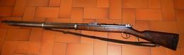 FUSIL KROPATSCHEK  STEYR  M. 1886 - Sammlerwaffen