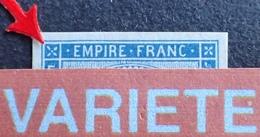 R1917/89 - NAPOLEON III - N°14B - PC 346 : BELFORT (Haut Rhin) - BELLE VARIETE ➤➤➤ Retouche De La Rosette Sup. Gauche - 1853-1860 Napoleon III