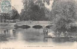 MARCILLY SUR EURE - Pont Sur Le Couénon - Marcilly-sur-Eure
