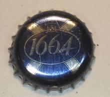 TAPPO A CORONA - USATO - BIRRA - 1664 KRONEMBOURG - Birra