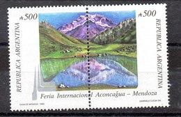 Serie De Argentina N ºYvert 1713/14 ** - Argentina